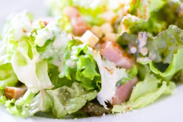 未加熱の野菜による食中毒事故について
