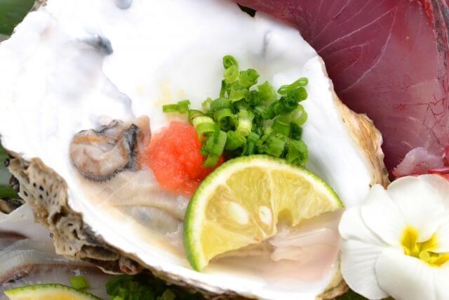 牡蠣(カキ)による食中毒について ノロウイルスには特に注意!