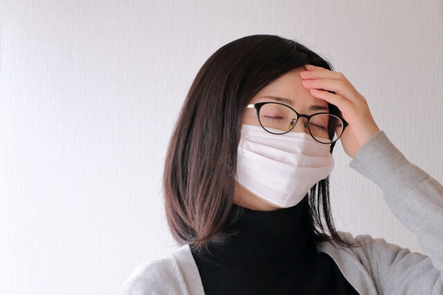 新型コロナウイルスに罹ったかな?と思ったら